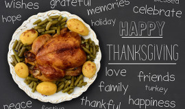 Great Gift Ideas to Help You and Your Guests on Thanksgiving Day
