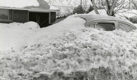 The 40th Anniversary of the Great Blizzard of 1978